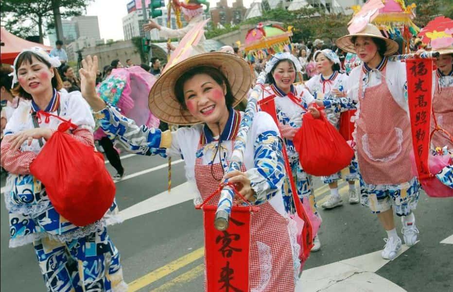 Người dân Đài Loan rất thân thiện, mến khách