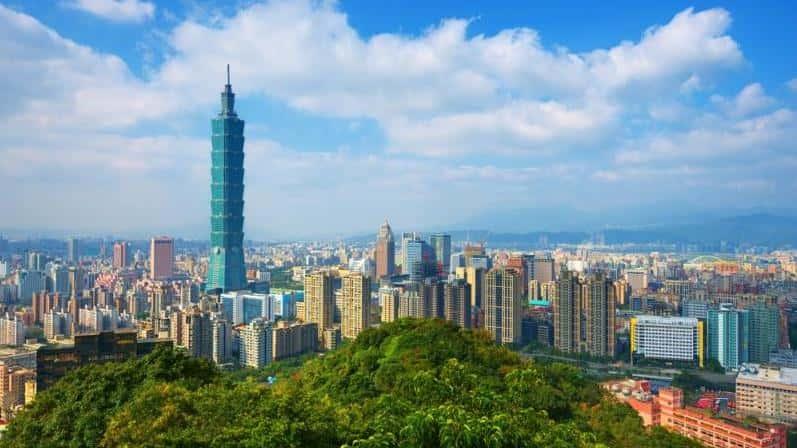 Cách di chuyển từ Việt Nam đến Đài Loan thông thường