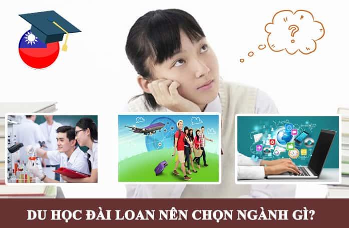 6 ngành học không thể bỏ qua khi du học Đài Loan