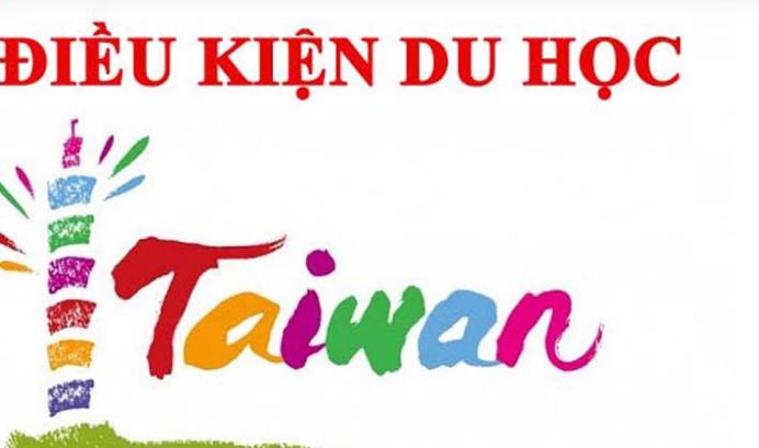 Điều kiện du học Đài Loan