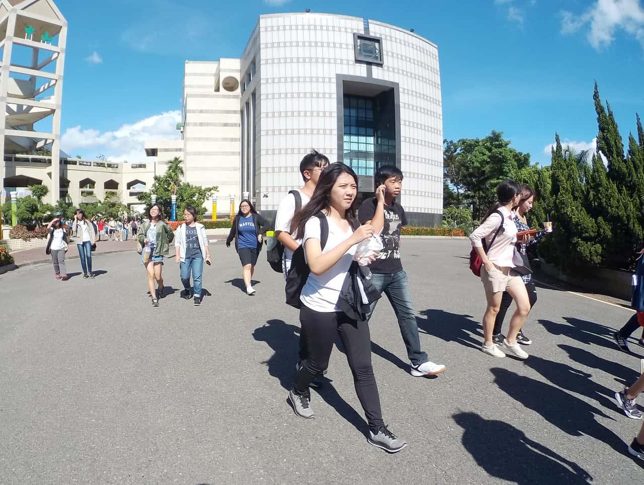 Điều kiện học tập tại Đài Loan