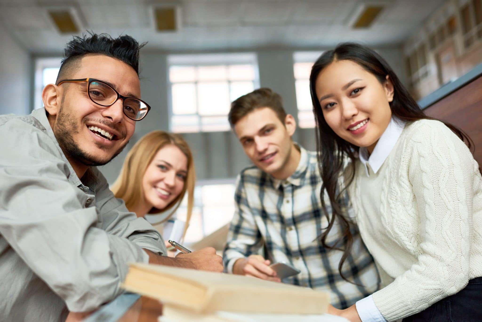 Du học Đài Loan giúp sinh viên cải thiện khả năng ngoại ngữ.