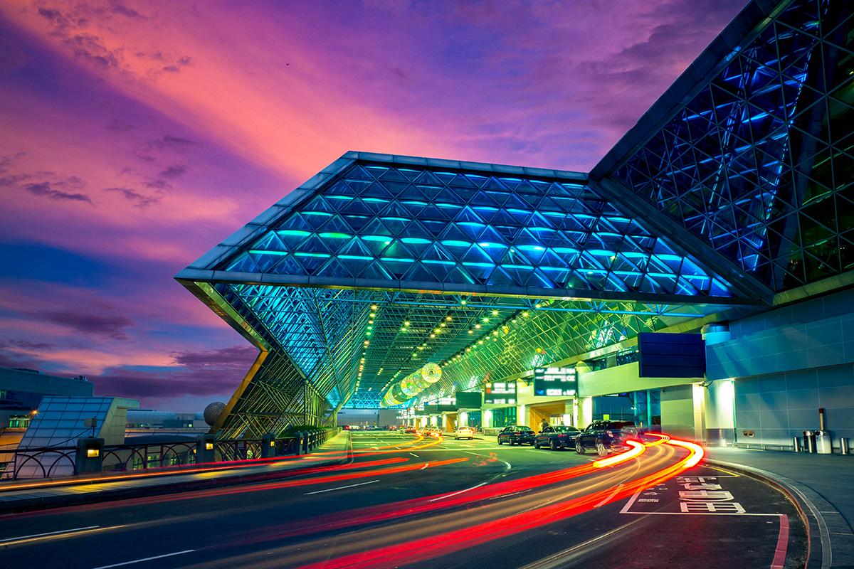 Sân bay Đào Viên, Đài Bắc.