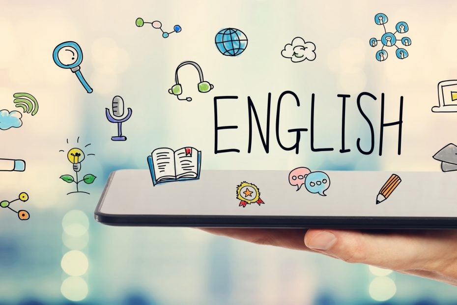 Tiếng Anh đã trở thành một ngôn ngữ rất phổ thông