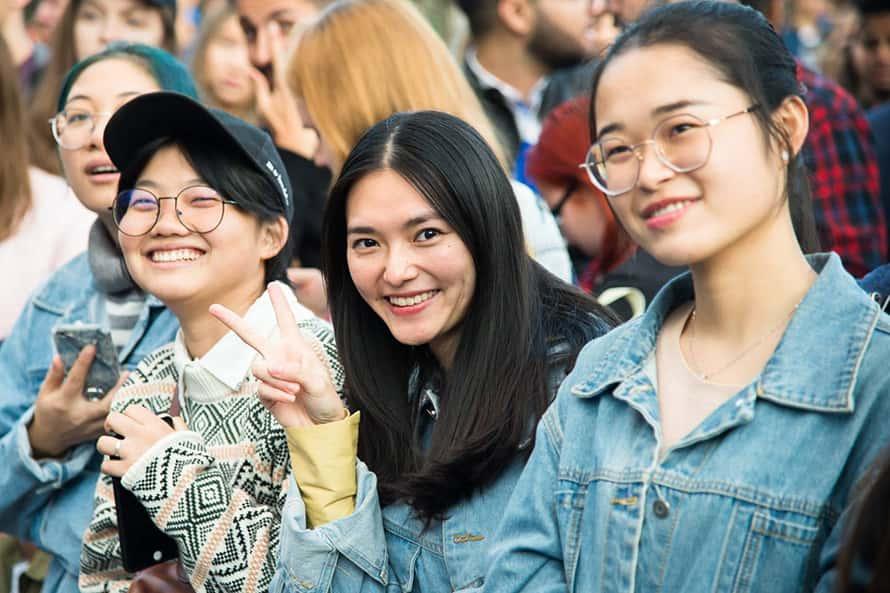 Giao tiếp thành thục là mục tiêu quan trọng khi học tiếng Hoa.