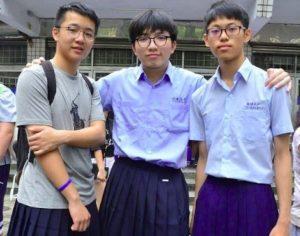 Học cấp 3 tại Đài Loan