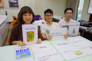 Học tiếng Đài Loan có khó không