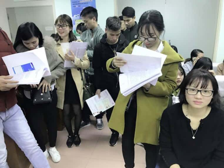 Làm hồ sơ du học Đài Loan - Ảnh st