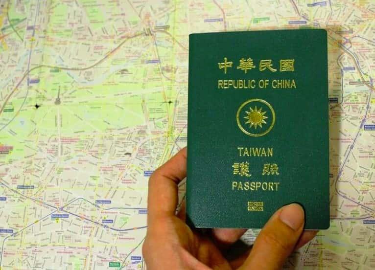 Điều kiện để được cấp Visa đi Đài Loan