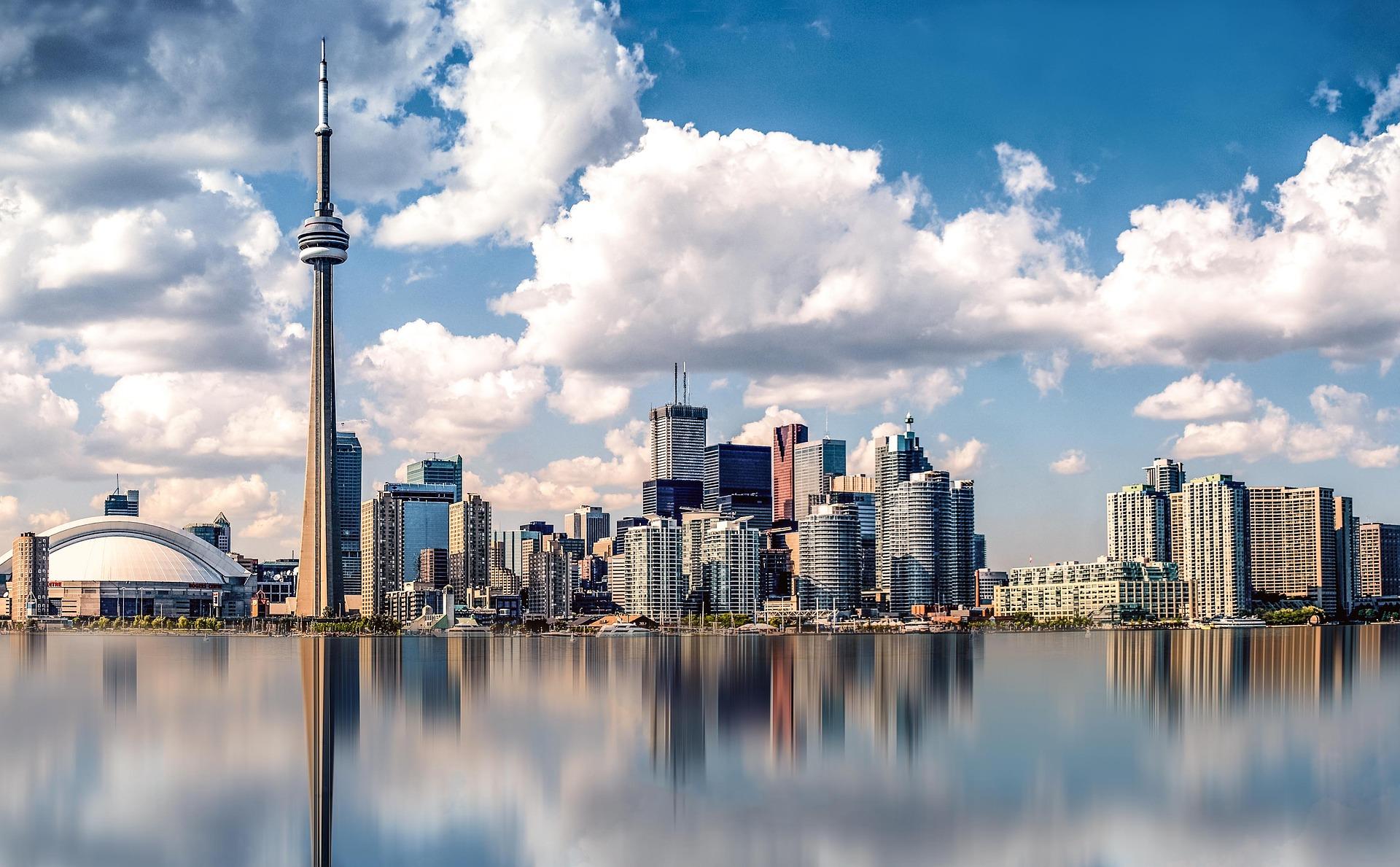 Canada là điểm đến mơ ước của nhiều du học sinh quốc tế.