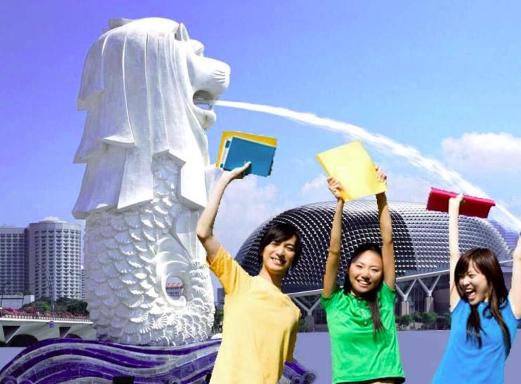 Khả năng ngoại ngữ khi du học Singapore