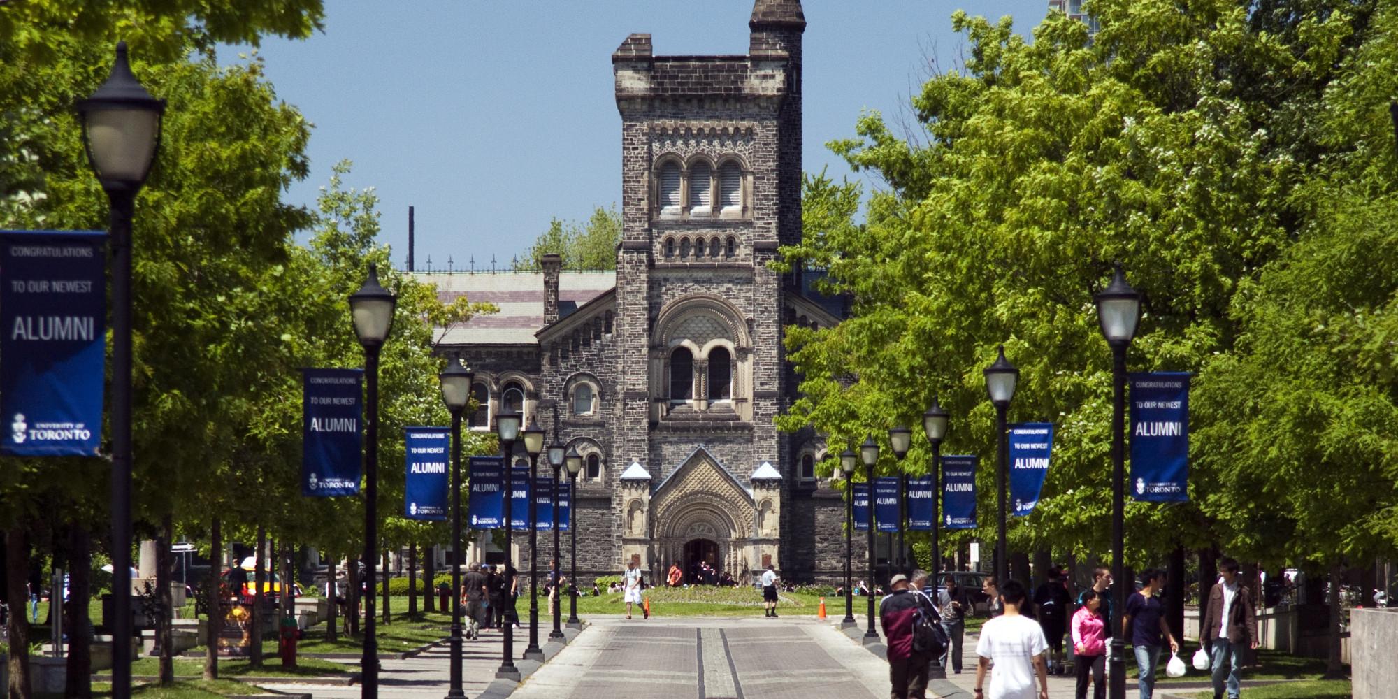Canada sở hữu những trường đại học top đầu thế giới.