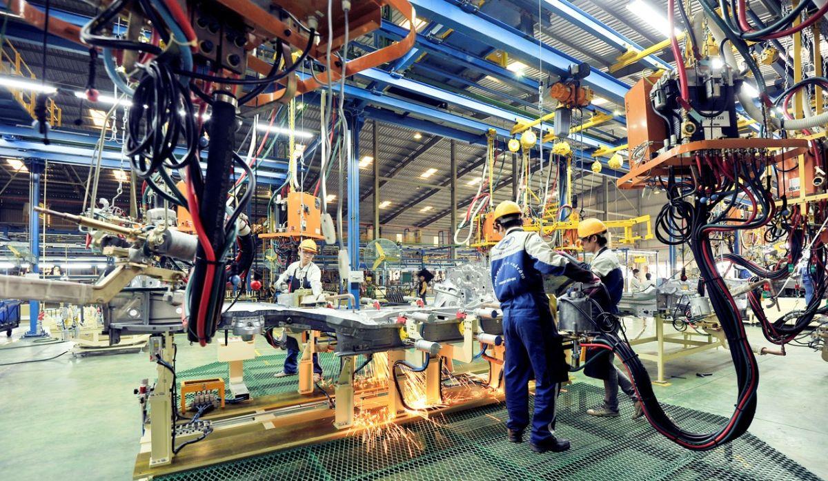 Xuất khẩu lao động Đài Loan ngành cơ khí