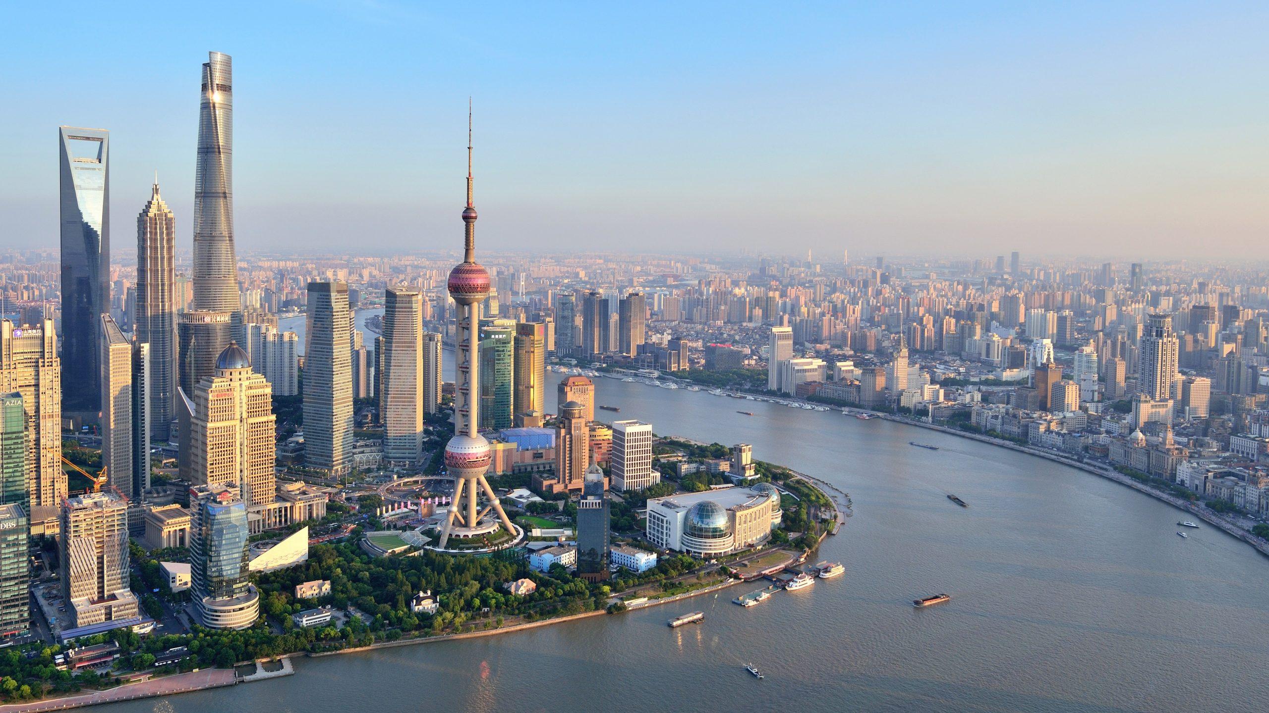 Trung Quốc là cường quốc về kinh tế đứng thứ 2 thế giới.
