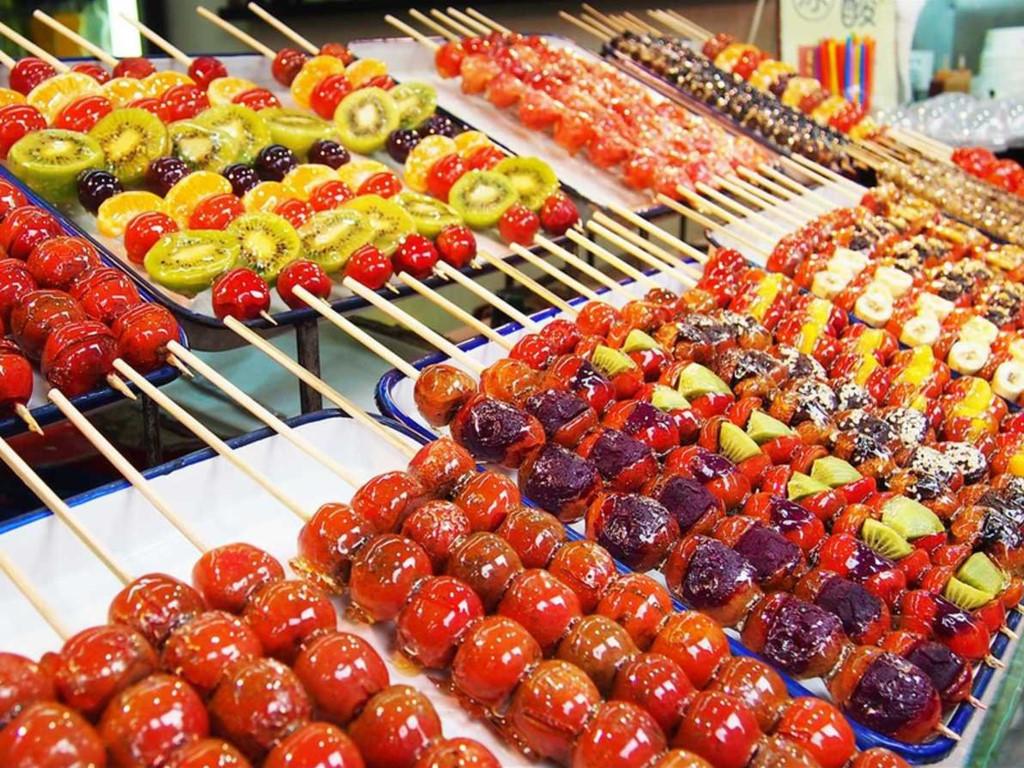 Ẩm thực Quảng Đông trứ danh của Trung Quốc.