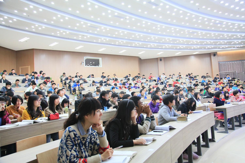 Ngành ngôn ngữ Trung Quốc ngày càng thu hút đông đảo lượng du học sinh theo học.