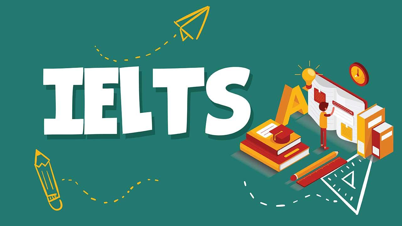 Bài thi IELTS được tính theo thang điểm từ 1 - 9.