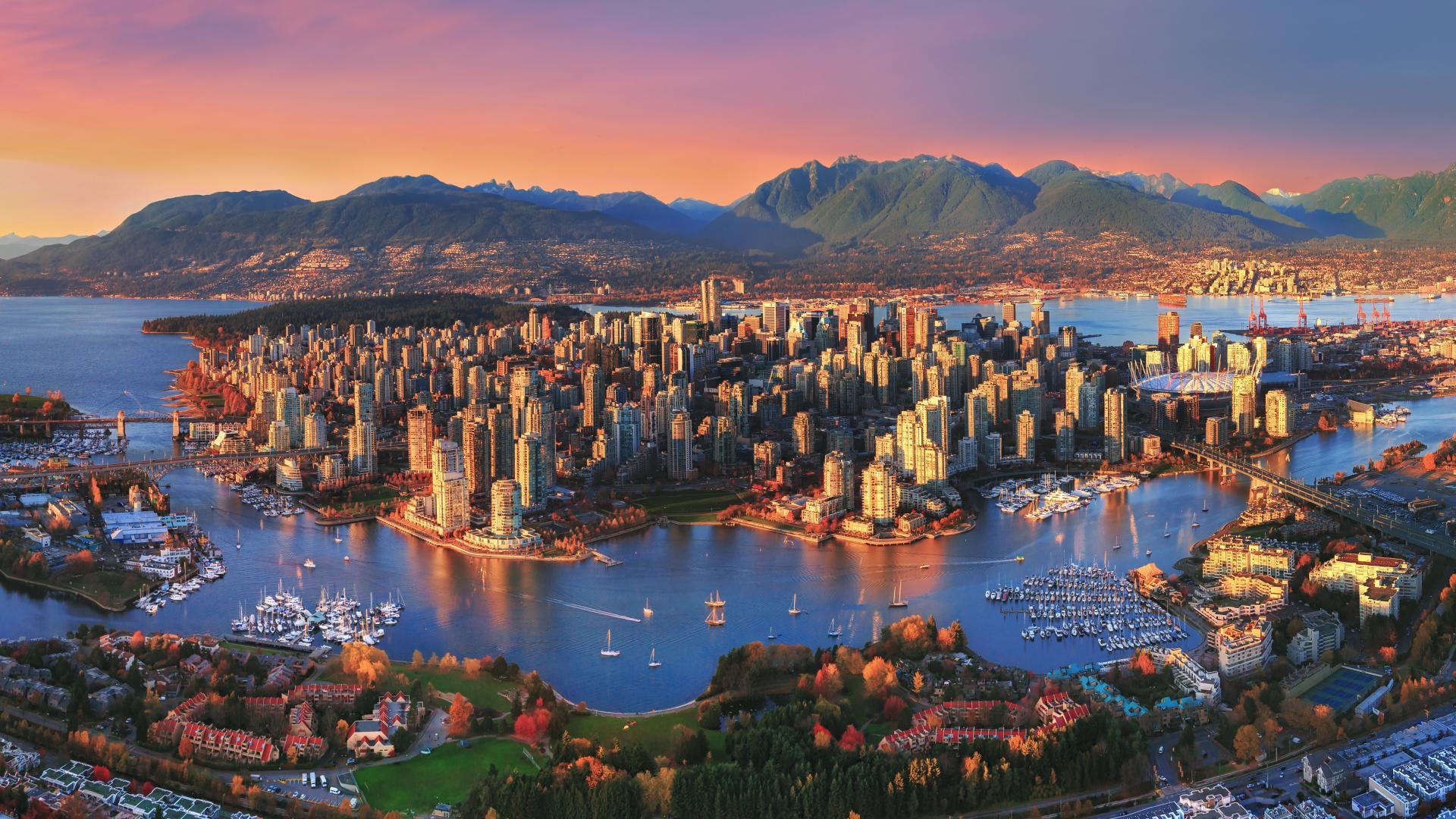 Vancouver là nơi có mức sống đắt đỏ bậc nhất tại Canada.