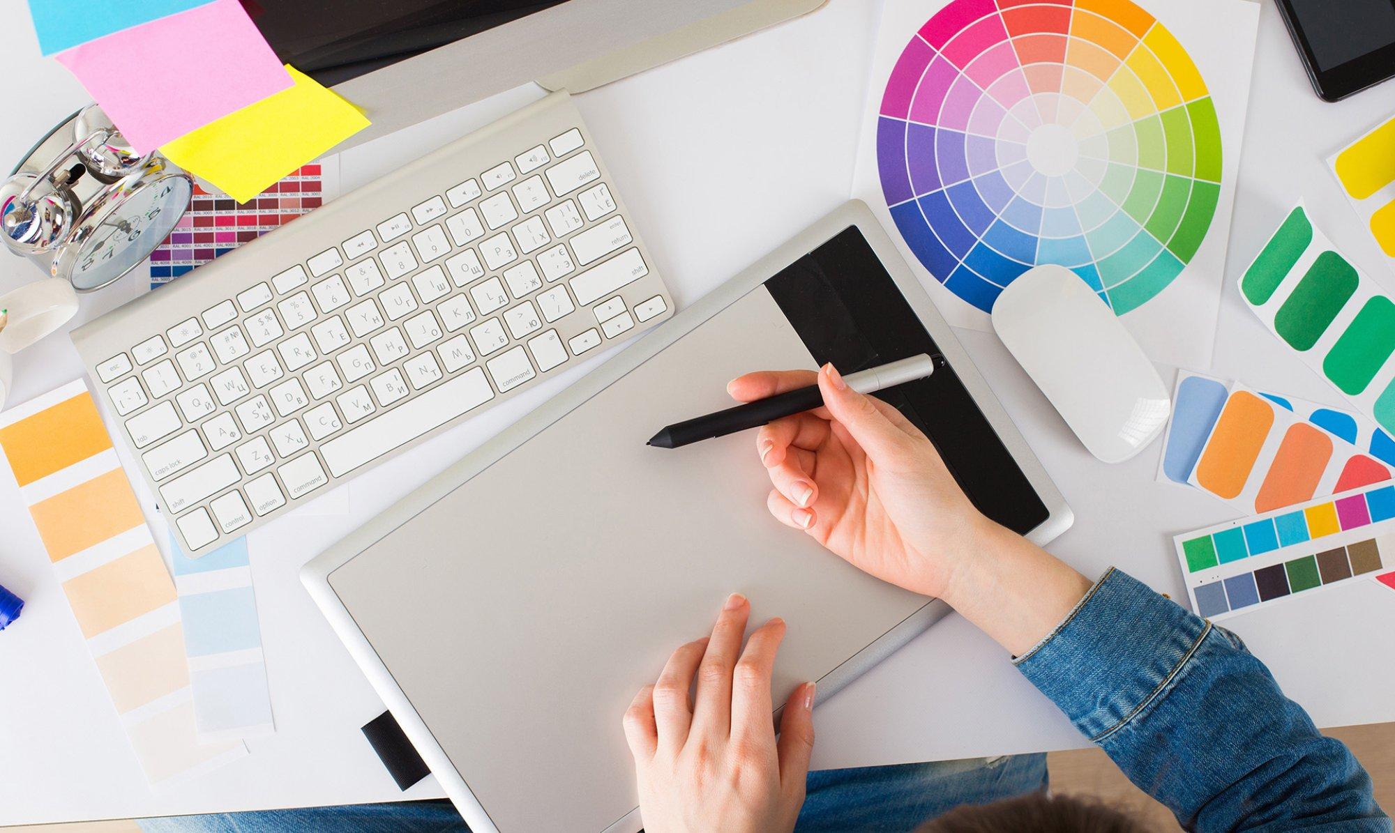 Thiết kế sáng tạo là ngành học vô cùng tiềm năng trong thời đại hiện nay.