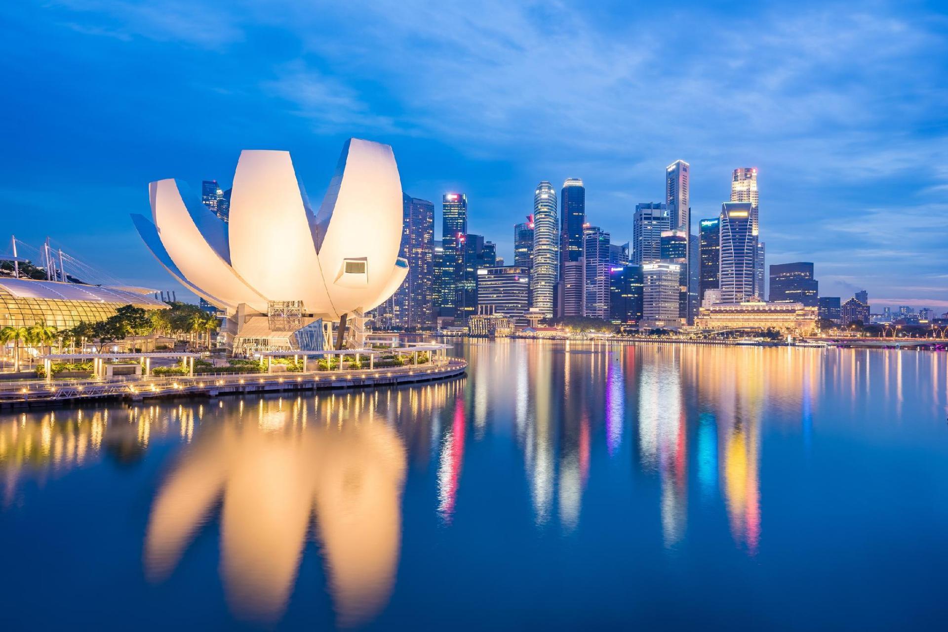 Singapore là địa điểm du học ưa thích của sinh viên Châu Á.