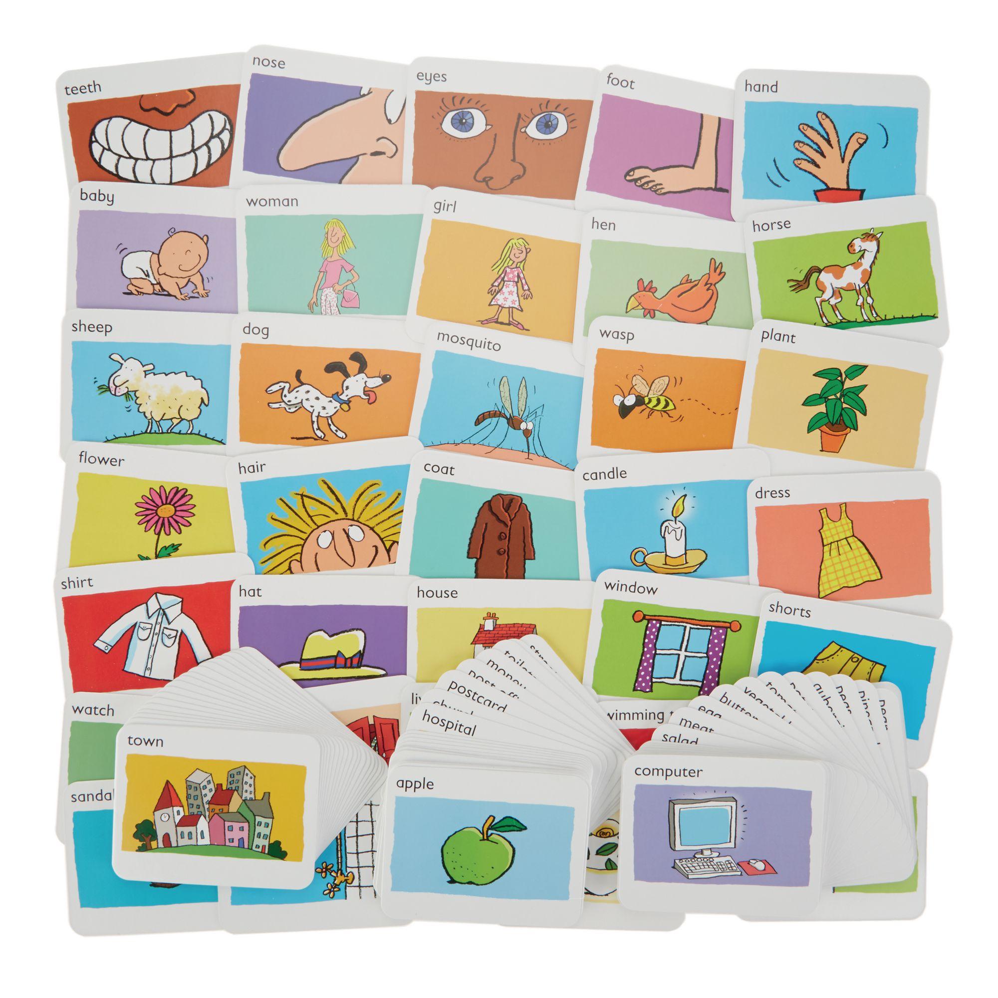 Flashcard cũng là một phương pháp học bảng chữ cái tiếng Anh được nhiều người sử dụng