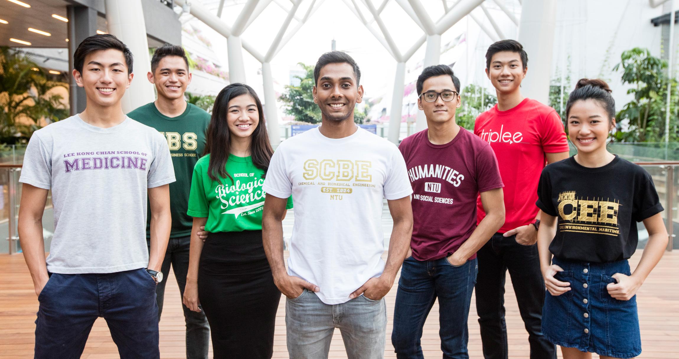 Điều kiện du học Singapore.