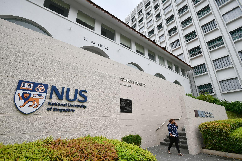 Học sinh nộp đơn vào NUS sẽ tự động được xét học bổng ASEAN.