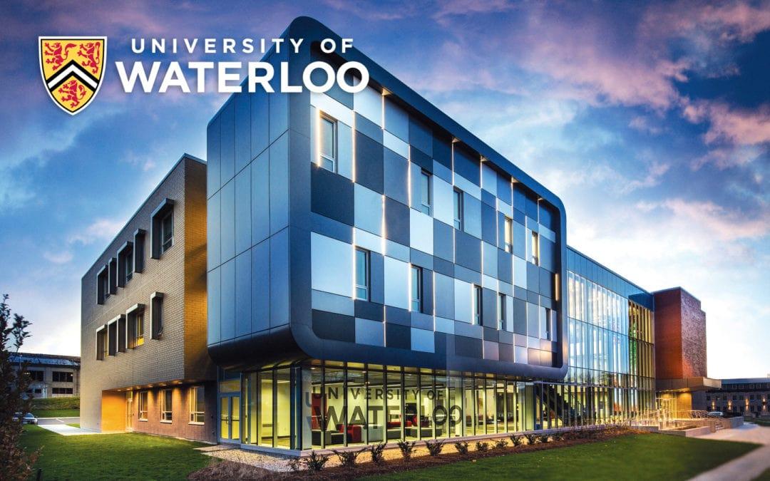 Đại học Waterloo - Ngôi trường đại học sáng tạo số 1 Canada