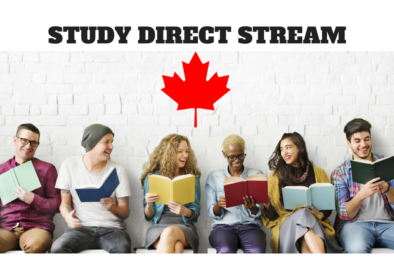 Visa du học Canada SDS