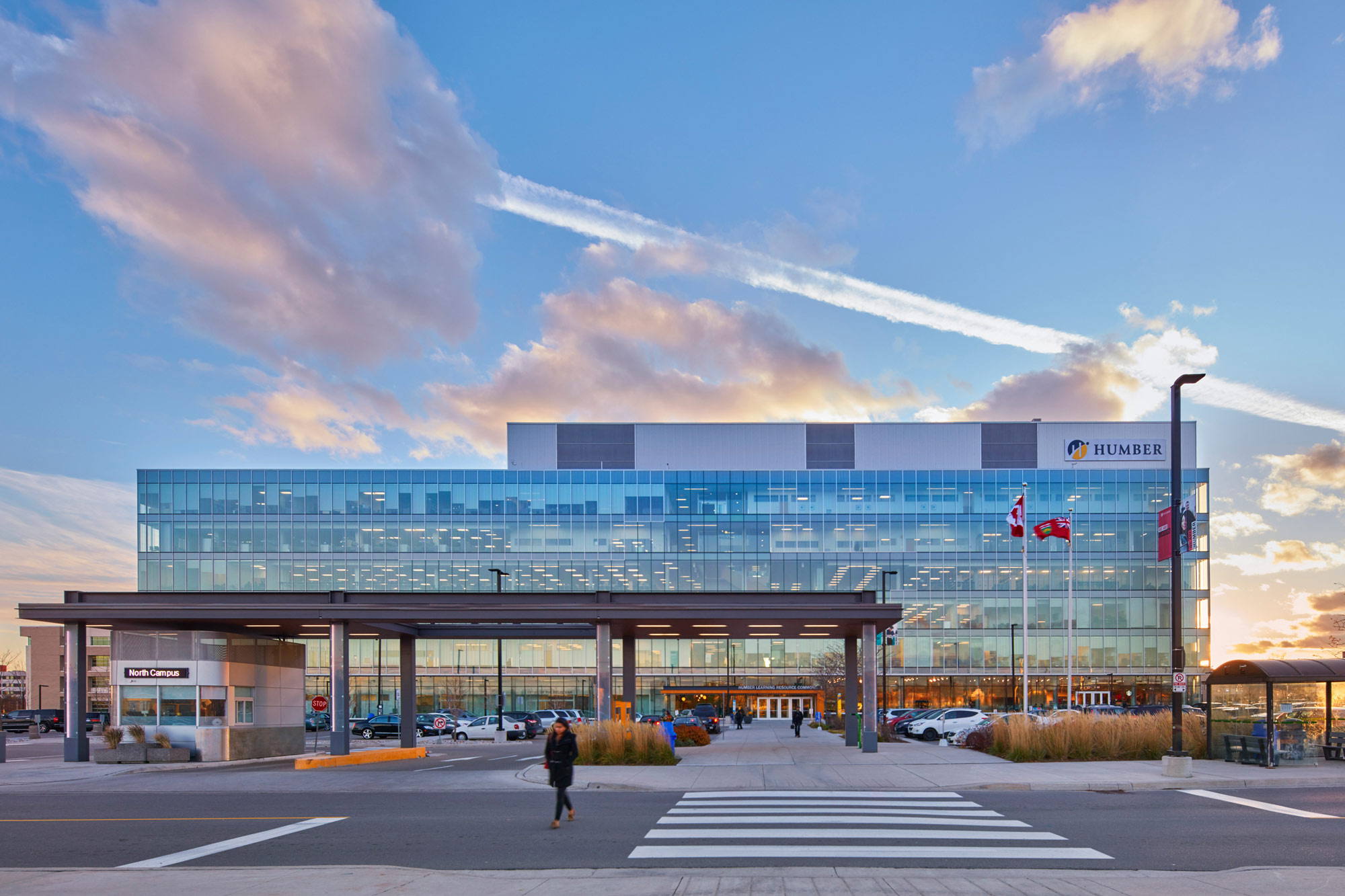 Trường cao đẳng Humber College, Toronto, Canada.
