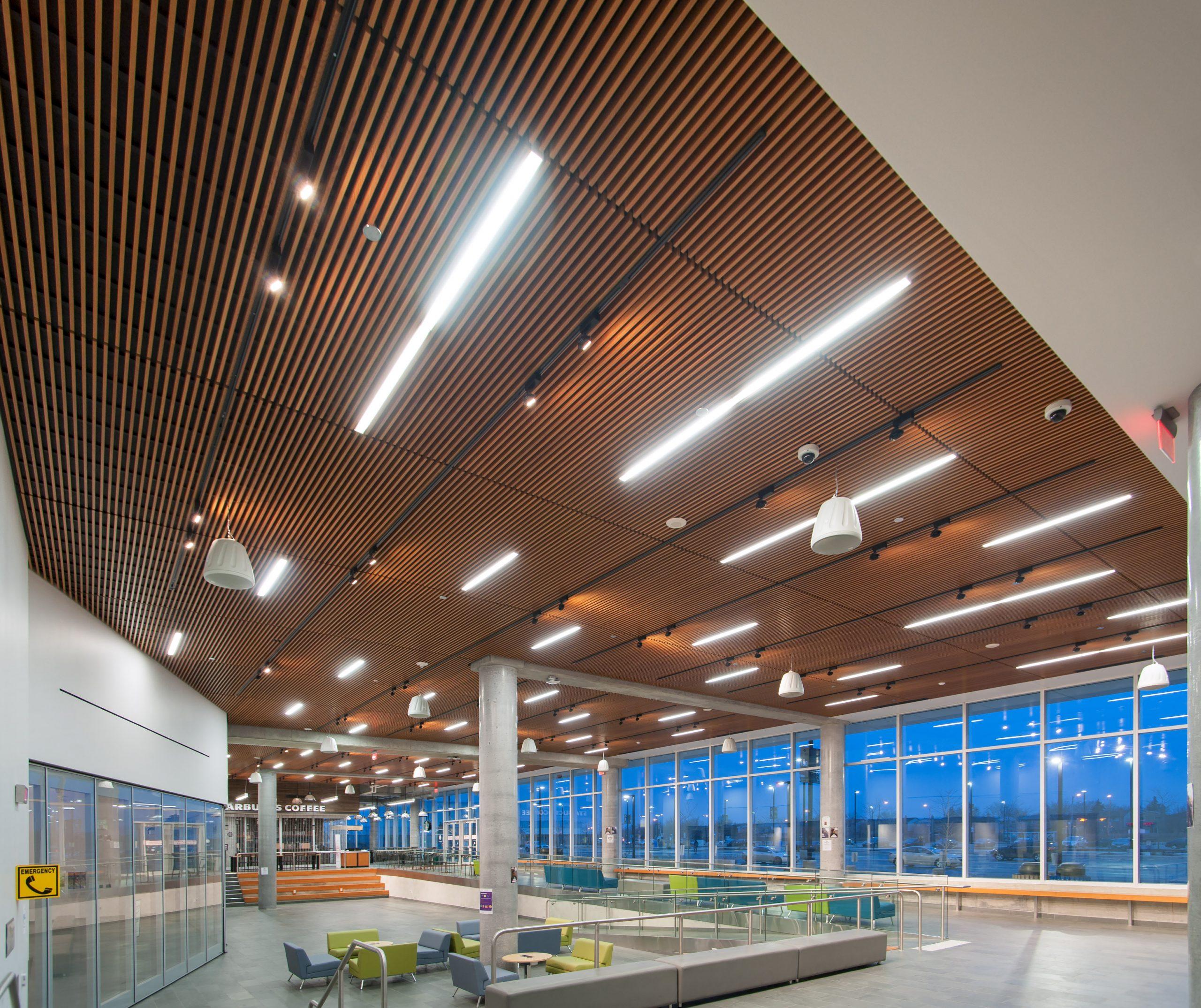 Trường được đánh giá là Học viện kỹ thuật và đào tạo cao cấp tại Canada.
