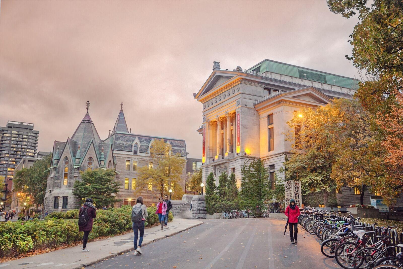 Đại học McGill.