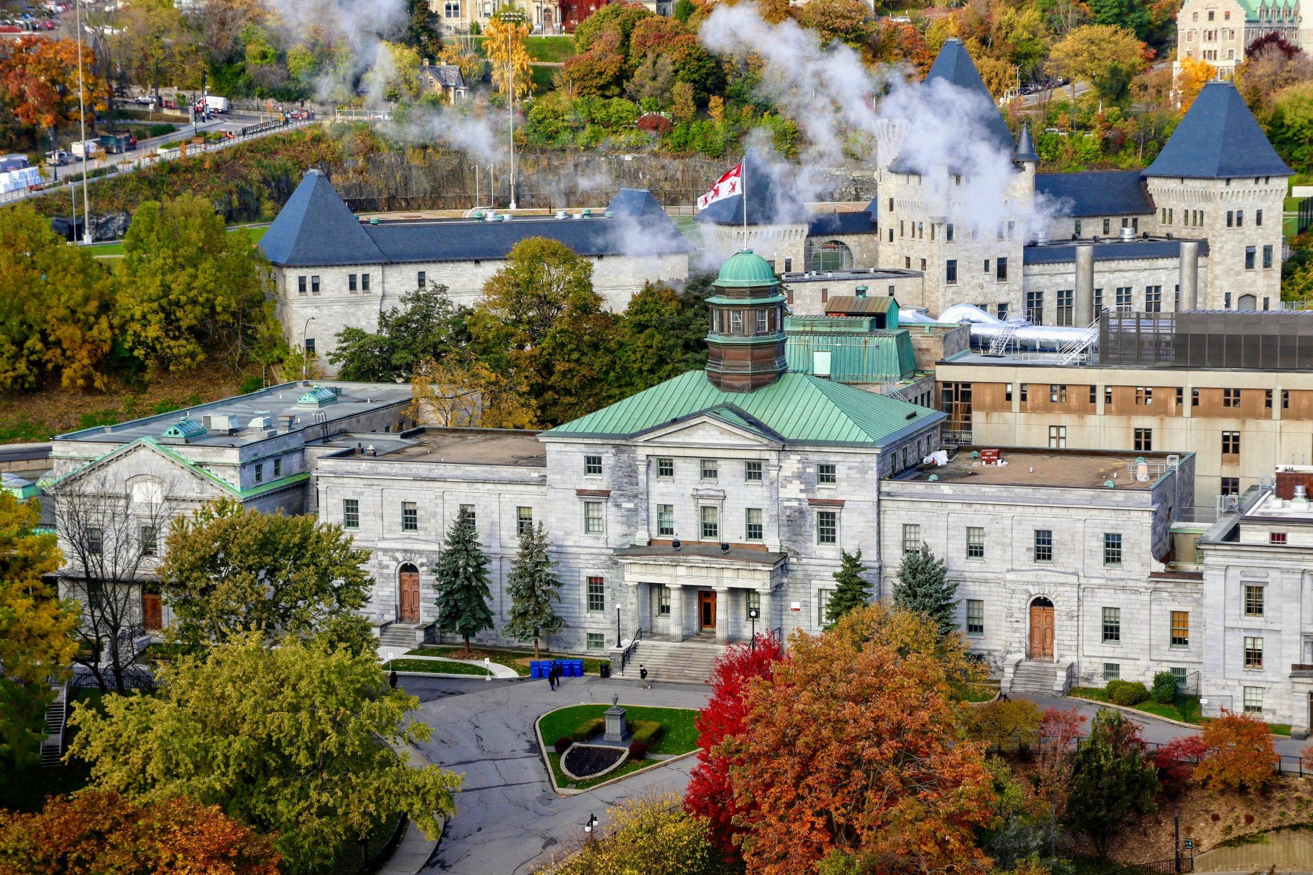 Trường đại học McGill Canada.