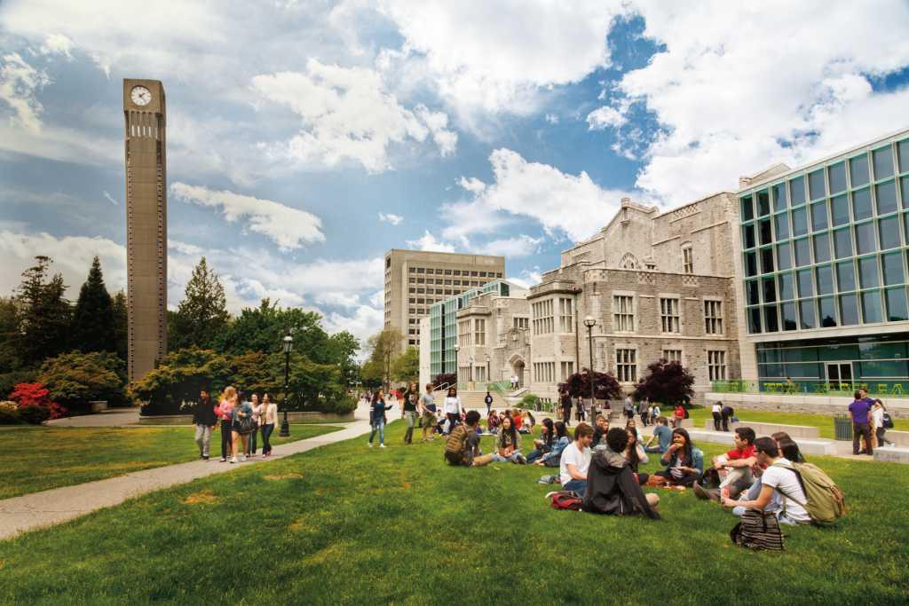 Đại học British Columbia là trường đại học lâu đời bậc nhất tại bang British Columbia.