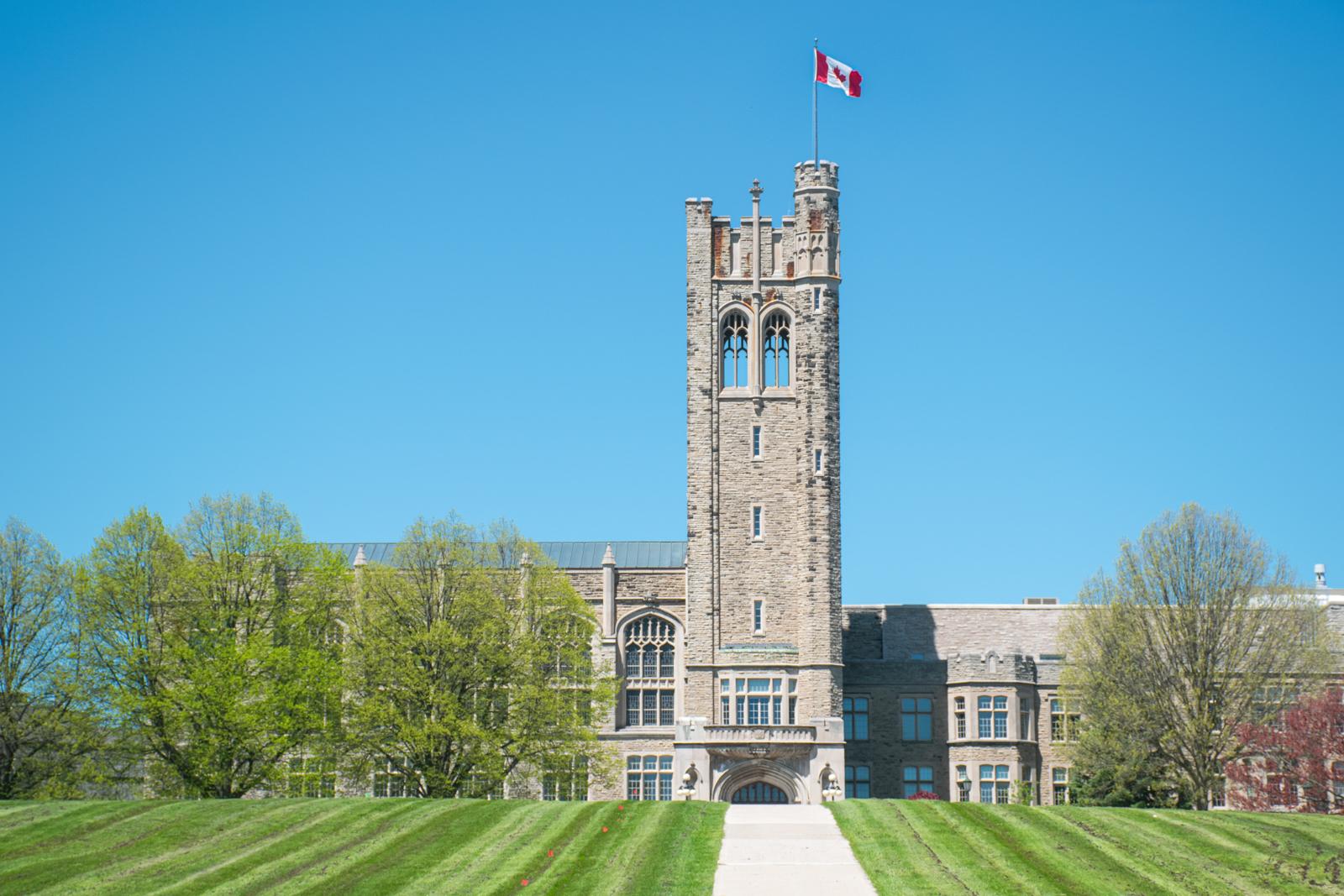 Đại học Tây Ontario.