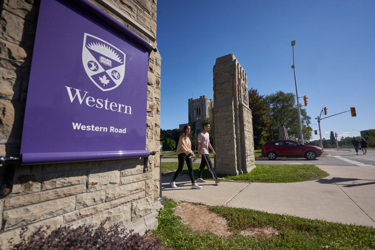 Đại học Tây Ontario thu hút sinh viên quốc tế đến từ nhiều nơi trên thế giới.