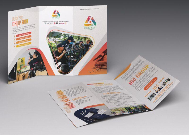 Brochure là gì? Làm sao để có được một Brochure xuất sắc?