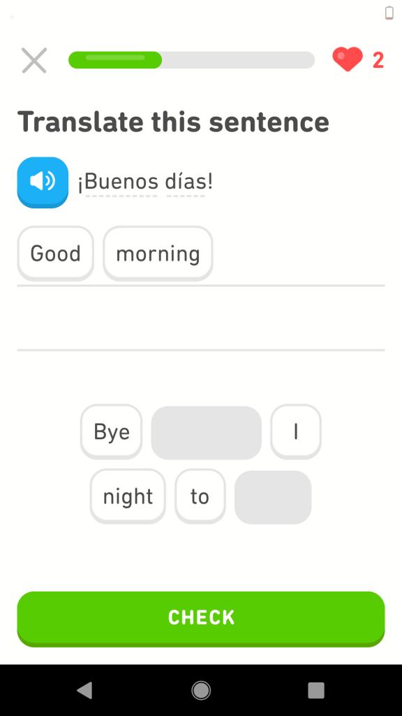 Hoạt động dịch thuật của Duolingo