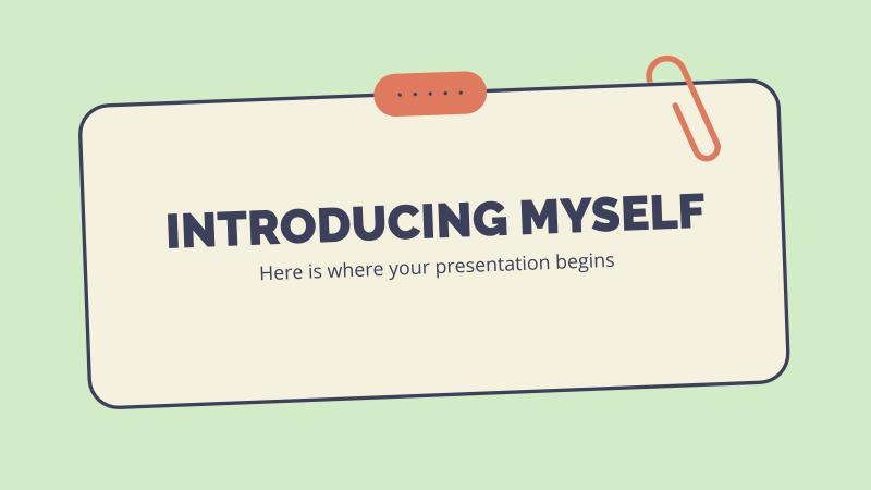 Một bài giới thiệu bản thân bằng tiếng Anh nên có những gì?