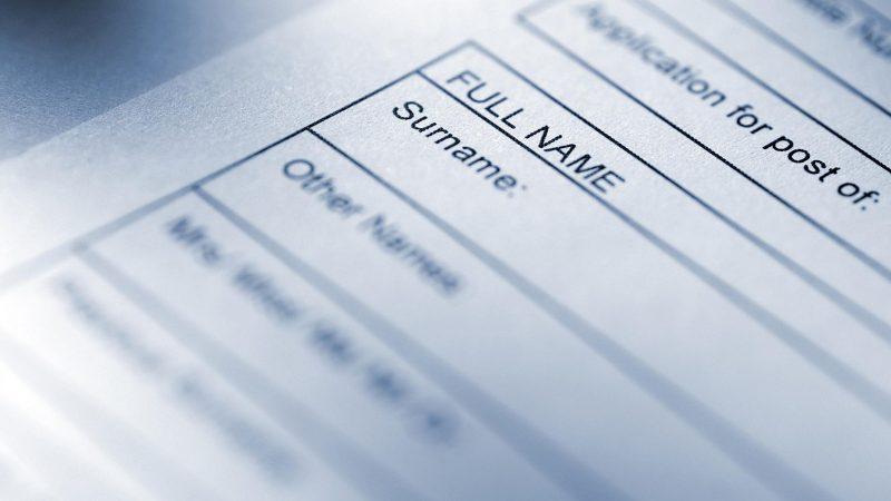 Surname là gì? Hướng dẫn sử dụng Surname một cách chính xác