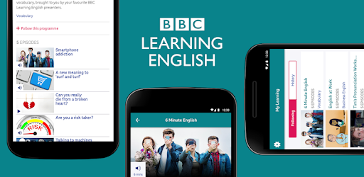 Ứng dụng BBC Learning English