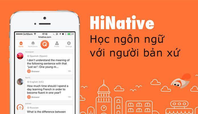 Đánh giá HiNative: Ứng dụng hỏi đáp hữu ích nhưng không có gì đặc biệt