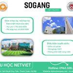 3 lý do cho thấy Đại học Sogang là lựa chọn du học hàng đầu