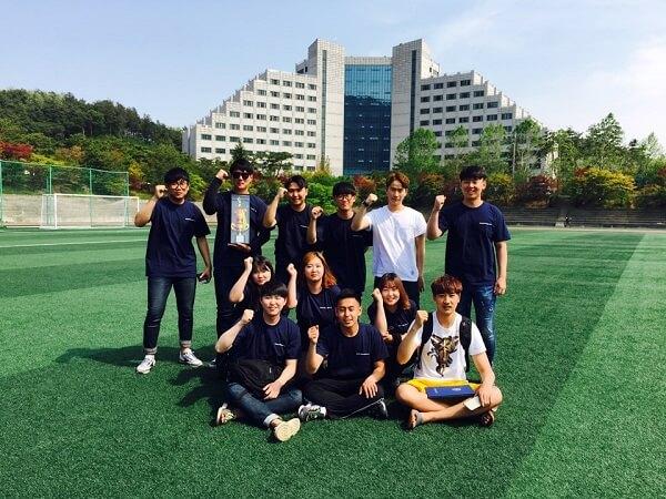 Sinh viên trường Đại học Semyung