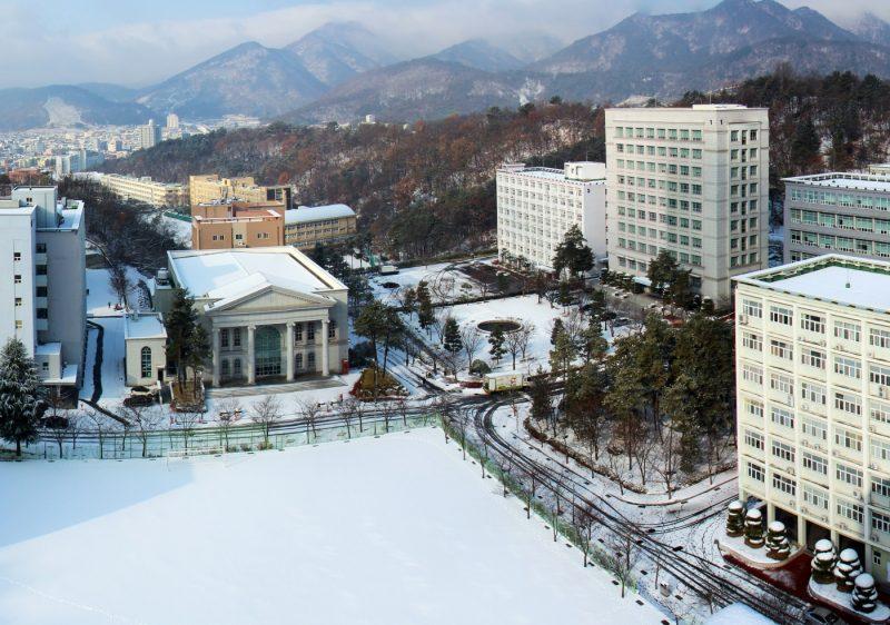Đại học Changshin University Hàn Quốc