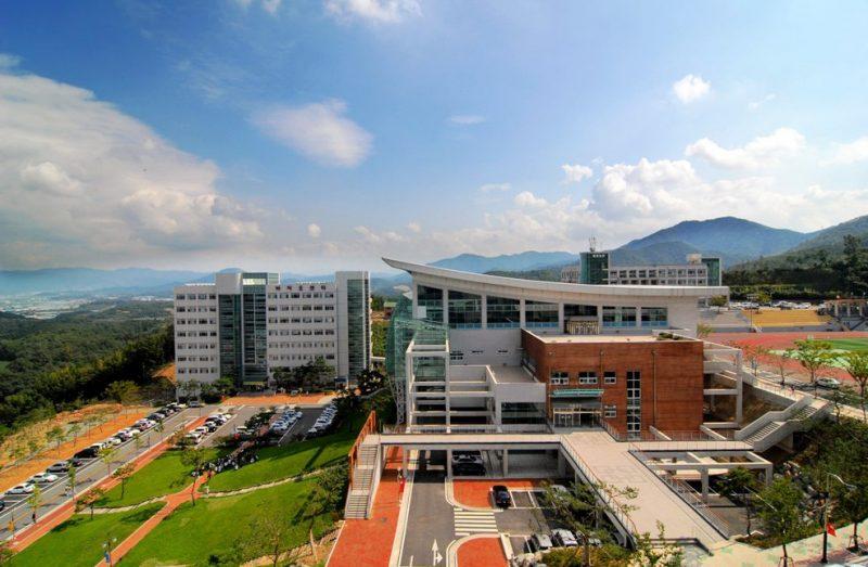 Đại học Daegu Haany University - Đào tạo Đông Y số 1 Hàn Quốc
